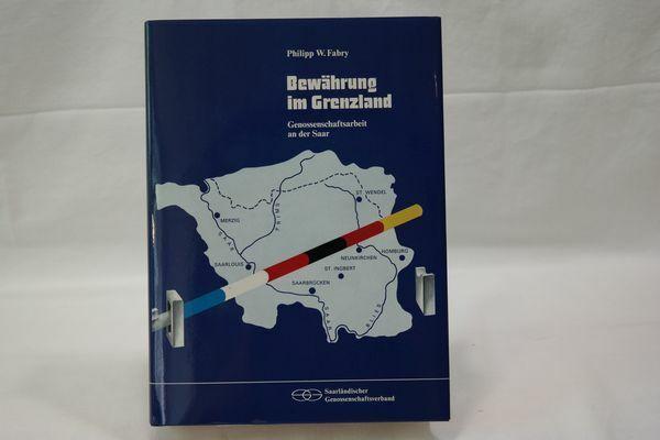Fabry, Philipp W. : Bewährung im Grenzland