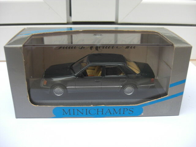 Mercedes 300D Super Super Super berline Minichamps 3209 MIB 1 43 300sel 450 560sel MEGA RARE 213156