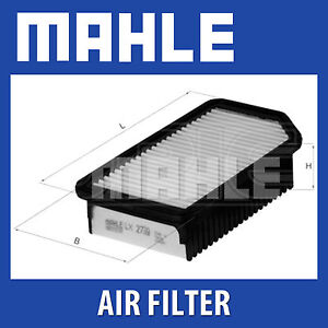 Details about Mahle Air Filter LX2739 - Fits Hyundai I20, Kia Soul -  Genuine Part