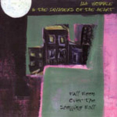 Jah Wobble & The Invaders Of The Heart : Full Moon Over The Shopping Mall CD