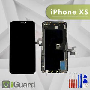 iPhone XS OLED Display SUPER RETINA 5.8 Screen Ersatz Bildschirm 3D Touch EEPROM