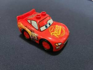 Lego Duplo Disney Cars Mack Trailer Rust-eze Lighting McQueen Piston Cup