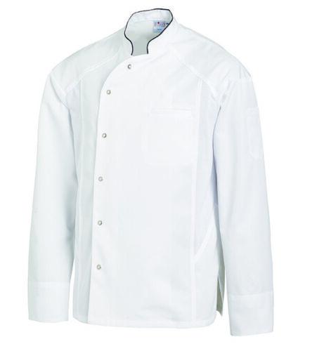 Leiber Herren Kochjacke Berufsbekleidung Bäckerjacke Jacke Gastronomiekleidung