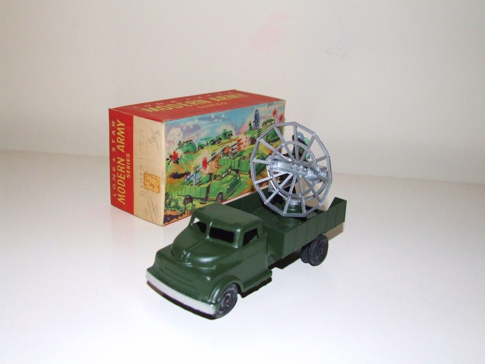 LONE STAR Modern Army Series RADAR LORRY LORRY LORRY fe2