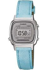 4ece483f7 Casio Ladies Easy Reader Digital Watch Blue for sale online | eBay
