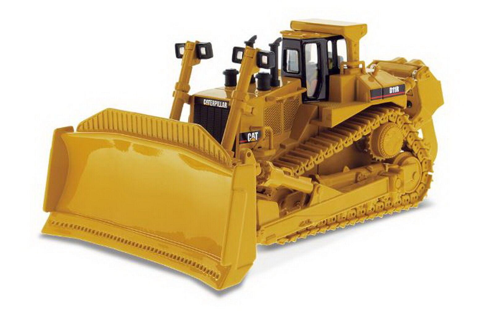 1/50 dm Caterpillar Cat D11R Pista Tipo Tractor Diecast modelos 85025