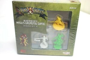 Rum /& Bones Mazu/'s Dreadful Curse Hero Set #1 RB006 NEW