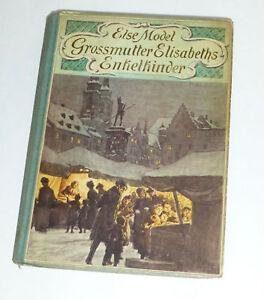 Else-Model-Grossmutter-Elizabeths-Enkelkinder-Thienemanns-Stuttgart-ca-1925-HC