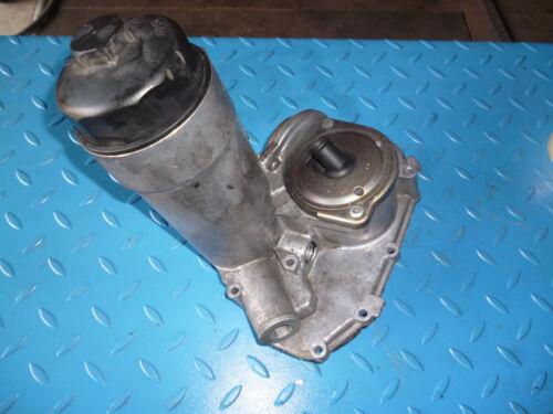 Audi A6 4B 2,5TDI V6 Ölfiltergehäuse Ölfilterhalter 059115405G