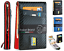 Porta-Carte-Credito-Portafoglio-Uomo-SLim-Portatessere-Rfid-Sottile-Fermasoldi miniatura 1