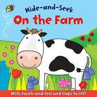 On the Farm by Bonnier Books Ltd (Board book, 2010)