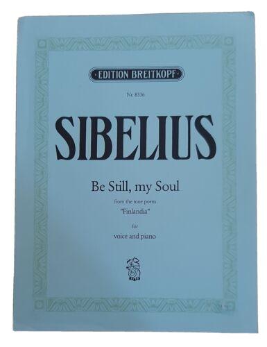Be Still Voice//Piano my Soul Sibelius
