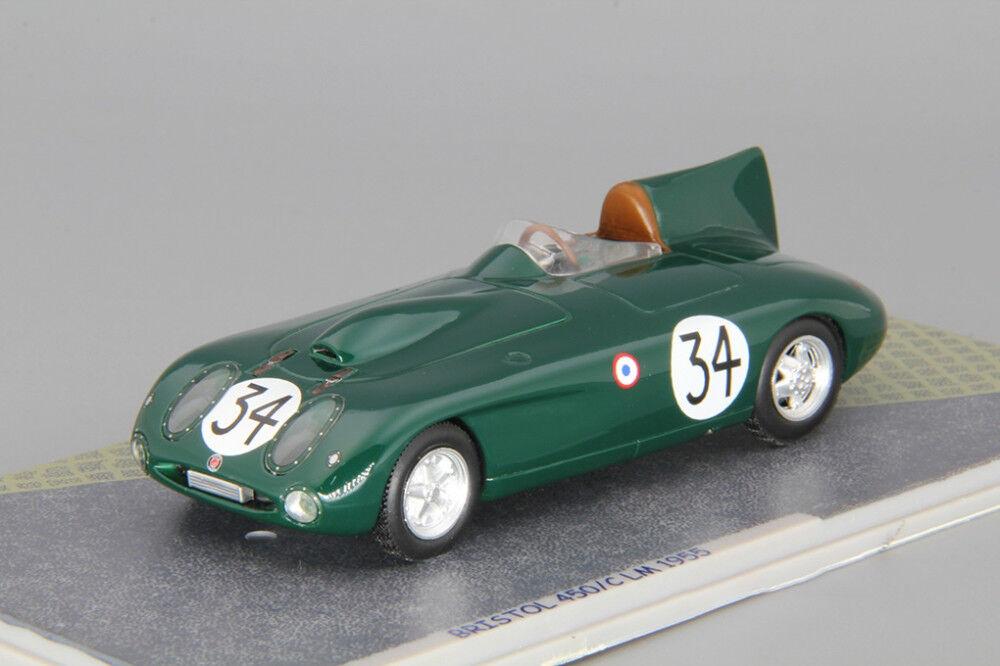 BRISTOL 450 C  Le Mans   34 Bizarre 1 43 BZ33