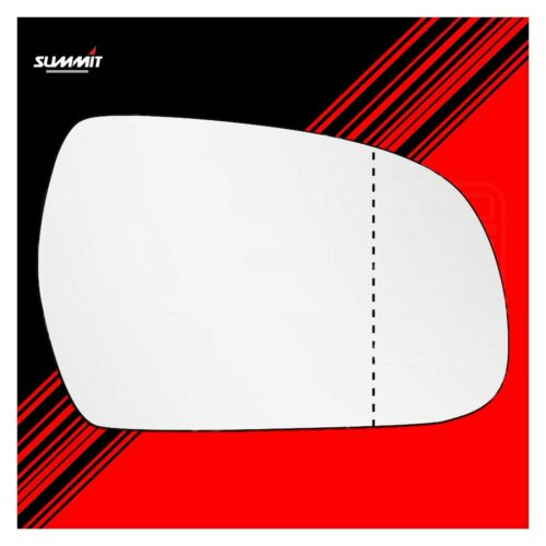 Fits Audi A5 11 on RHS Summit SRG-1060 Replacement Mirror Glass