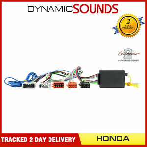 CT10HD05 Parrot SOT T-Harness ISO Wiring Lead for Honda Jazz 2008-2014