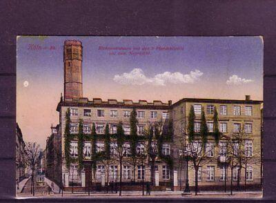 Bequemes GefüHl richmodishaus- europa:11331 Energisch Gelaufene Ansichtskarte Köln