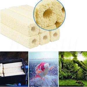 16-5cm-9cm-Bio-Filter-Media-Tube-Bacteria-House-Aquarium-Fish-Tank-Koi-Pond