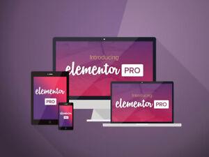Elementor PRO WordPress builder ⭐ Latest Version 3.0.3 ...