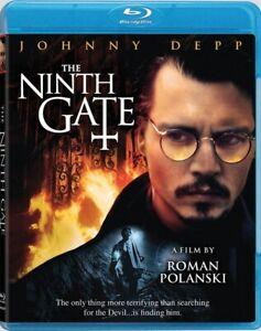 The-Ninth-Gate-1999-Johnny-Depp-New-Sealed-Blu-ray-Region-free