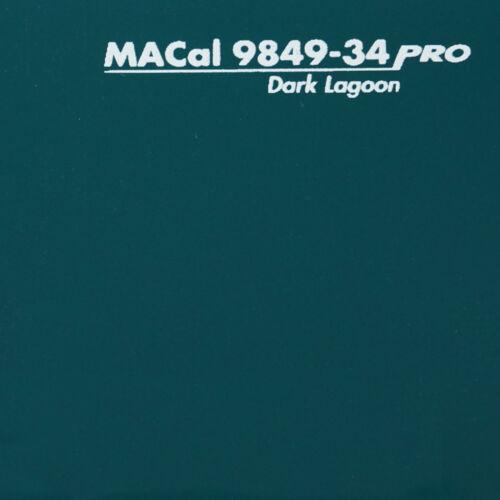 Plotterfolie ozeanblau glänzend Selbstklebefolie 61,5 cm 3 m 7,32 € //m