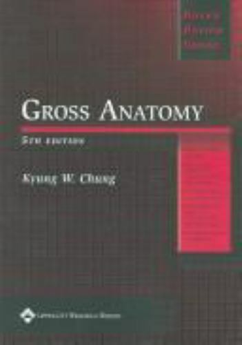 Board Review: Gross Anatomy by Kyung W. Chung (2004, Paperback ...