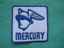 "Ford Mercury Man   Racing  Uniform Patch 3 1/8"" X 3 1/8"""
