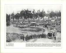 WW1 German Encampment Mouland Vise Ruined Village