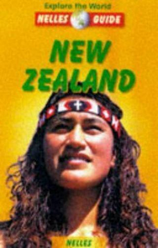 Nelles Guides: New Zealand by Nelles Verlag Staff (1999, Hardcover, Revised)