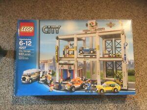 Nib Lego City Garage 4207 Ebay