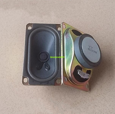 2pcs 30*96MM 8Ohm 8Ω 10W neodymium Full-range Speaker Loudspeaker Home Audio