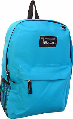 Solid Color School Backpack/Travel Backpack/Hiking Bag/Book Bag - Free shipping