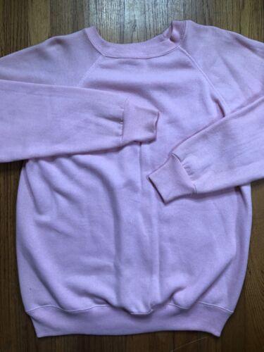 Vintage 80s,90 Women's Hanes blank crew sweatshirt