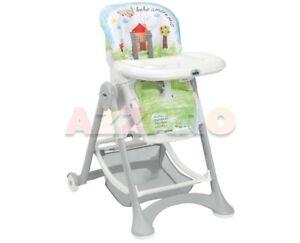 Cam Cq2300-222 Chaise haute pour bébé, échantillon Green Love, mon offre
