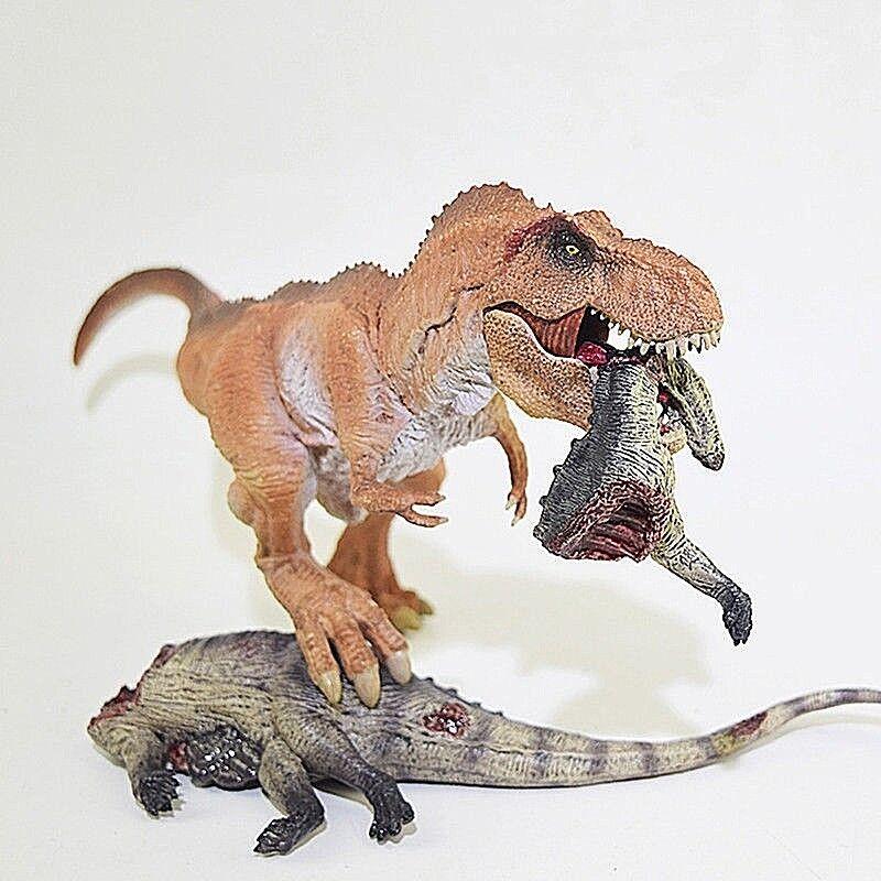 Big Dinosaurs Model Jurassic Collection Plastic Toy Figure