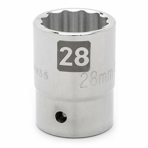 """NEW CRAFTSMAN 3//4/"""" DRIVE SOCKET 12 PT POINT SAE OR METRIC ~ TOOLS CHOOSE SIZE"""