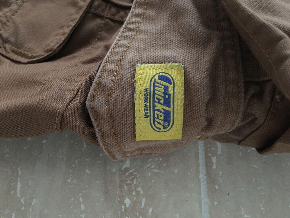 Snickers arbejdsbukser med knæpuder