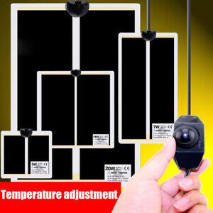 Heat-Mat-Pet-Heating-Pad-Brew-Reptile-Brooder-Incubator-Heater-Warm-Eu-Plug