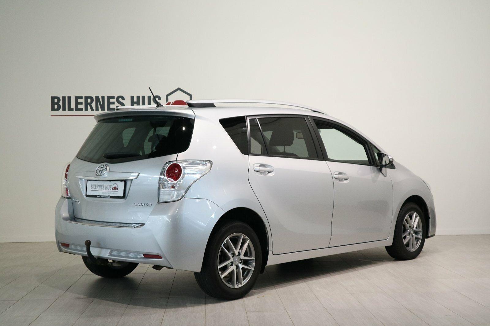 Toyota Verso 1,6 D-4D T2 Touch 7prs - billede 1