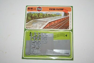 Appena Airfix 00 Oo 1:76 1/76 Station Platform 01607 Kit. Complete Unmade 2-3 Alta Qualità E Basso Sovraccarico