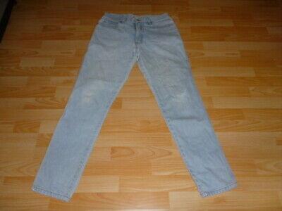 Aus Dem Ausland Importiert Oldschool Jeans 34 W34 L34 80er Jahre Hose Vintage Pants Denim Slim Fit Reich Und PräChtig