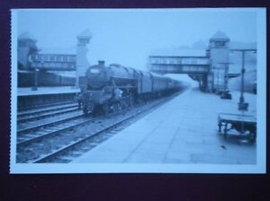 POSTCARD BANGOR STATION AND A BLACK FIVE LOCO NO 44829 - <span itemprop='availableAtOrFrom'>Tadley, United Kingdom</span> - Full Refund less postage if not 100% satified Most purchases from business sellers are protected by the Consumer Contract Regulations 2013 which give you the right to cancel the purchase w - <span itemprop='availableAtOrFrom'>Tadley, United Kingdom</span>