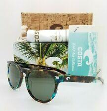 Costa Del Mar DEL204OGGLP 580G Sunglasses Shiny Ocean Tortoise//Gray
