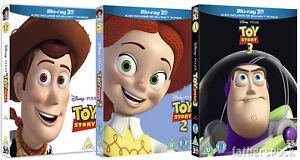 Toy-Story-1-3-Trilogia-Blu-ray-3D-2D-Complete-Conjunto-de-peliculas-de-Disney-Pixar-1-2-3