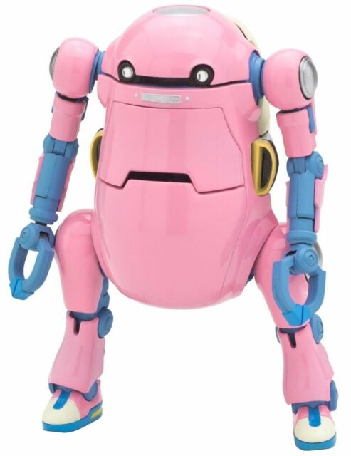 Sentinel 35 MechatroWeGo PINK 1/35 Action Figure NEW from Japan F/S