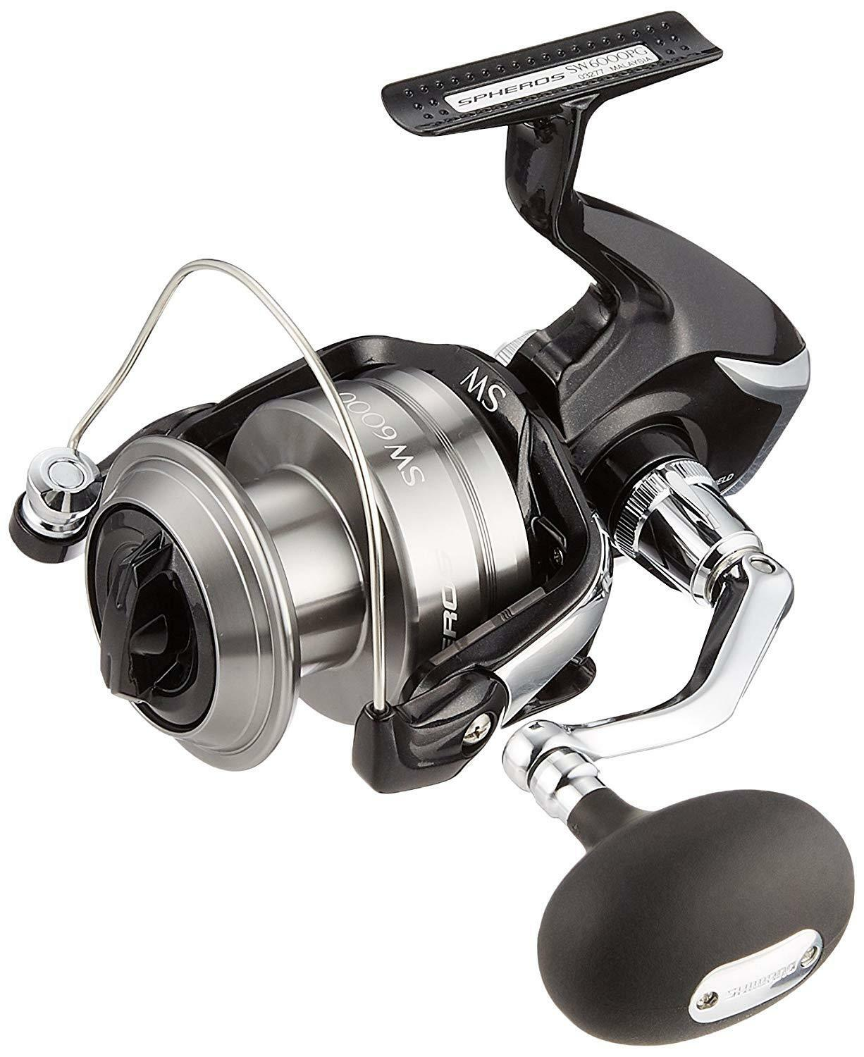 Shimano 14 SPHEROS SW6000PG  Fishing REEL From JAPAN