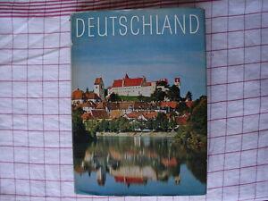 DEUTSCHLAND-Land-Leute-Gegenden-und-Geschicht-Fantastisch-Bildband-1960-67
