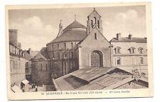quimperlé ,basilique st-croix
