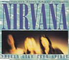 Nirvana Maxi CD Smells Like Teen Spirit - Europe (M/EX+)