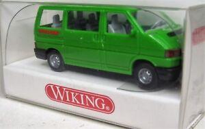 Wiking 1:87 Vw T4 Bus Caravelle Ovp 296 01 Wimo Bau Auto- & Verkehrsmodelle Modellbau