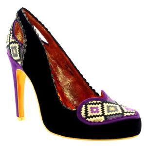 Shoes Choice Purple Eu Poetic black By 41 Licence Irregular 36 Siren PwqwXtTY